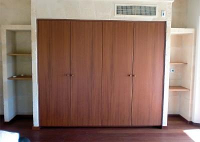fabricación de muebles de madera en Mallorca