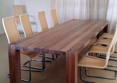 muebles de madera en Mallorca